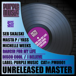 Seb Skalski - Unreleased Master [Purple Music]