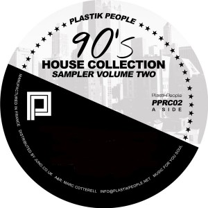 Various Artists - 90's House & Garage Collection Vol.2 [Plastik People Collections]