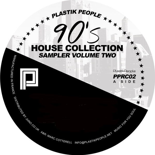 Various artists 90 s house garage collection vol 2 for Classic 90s house vol 2