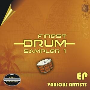 Various Artists - Finest Drum Sampler 1 [BGMP Records]
