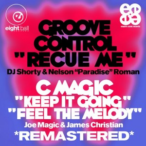 Various Artists - Groove Control__C Magic [Eightball Records Digital]