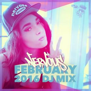 Various Artists - Nervous February 2016 - DJ Mix [Nervous]