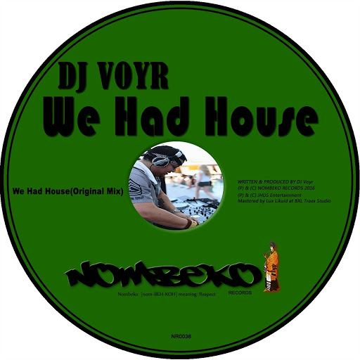 Essential music dj voyr we had house nombeko records for House music records