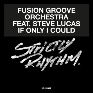 Fusion Groove Orchestra feat. Steve Lucas - If Only I Could [Strictly Rhythm Records]