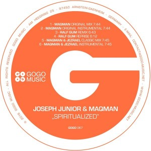 Joseph Junior & MAQman - Spiritualized [GOGO Music]