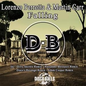 Lorenzo Perrotta & Martin Carr - Falling [Disco Balls Records]