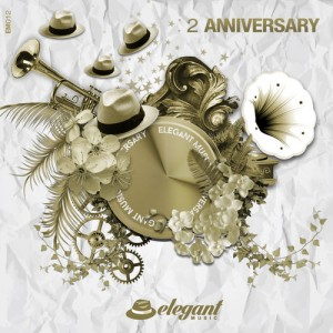 Marttin - 2 Anniversary EP [elegant music]