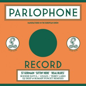St Germain - Sittin' Here (Remixes) [Parlophone France]