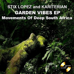 Stix Lopez, Kariterian - Garden Vibes EP [Night Scope Deep Recordings]