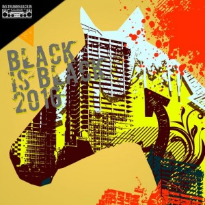 Various Artists - Black Is Black 2016 [Instrumenjackin Records]