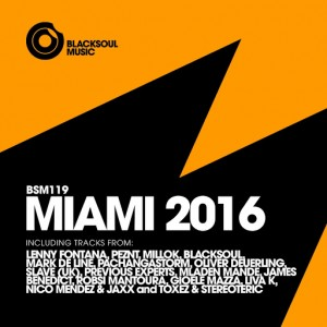 Various Artists - Miami 2016 [Blacksoul]