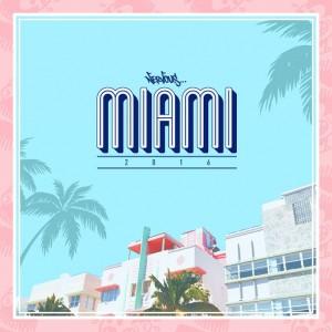 Various Artists - Nervous Miami 2016 [Nervous]
