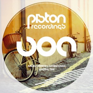 Angelo Ferreri and Daniele Kama - Wasting Time [Piston Recordings]