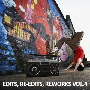 Boogie Re-Edit, DJ Re-Edit - EDITS, RE-EDITS, REWORKS VOL.4 [Adam Funk Club]