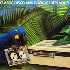 Boogie Re-Edit, Disco Re-Edit - CLASSIC DISCO AND BOOGIE EDITS VOL.3 [Adam Funk Club]