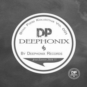 Deephonix Records - Soul Food Kollective Vol1 [Afro Edition] [Deephonix Records]