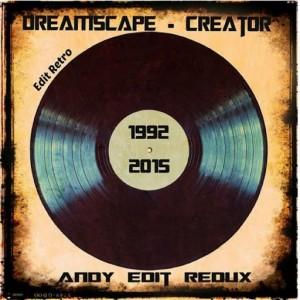 Dreamscape - Creator [Edit Records Red]