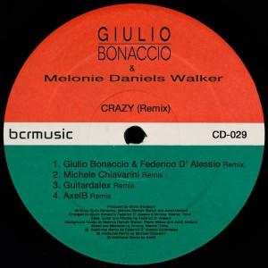 Giulio Bonaccio feat. Melonie Daniels Walker - Crazy (Remix) [BCRMUSIC]