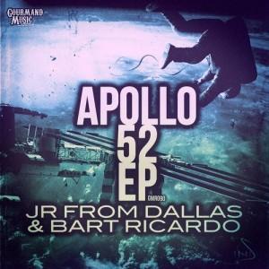 JR From Dallas & Bart Ricardo - Apollo 52 [Gourmand Music Recordings]