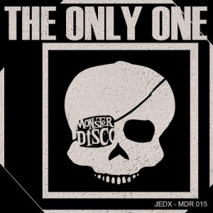 JedX - The Only One [Monster Disco Records]