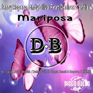 Jerry Ropero - Mariposa Remixes [Disco Balls Records]
