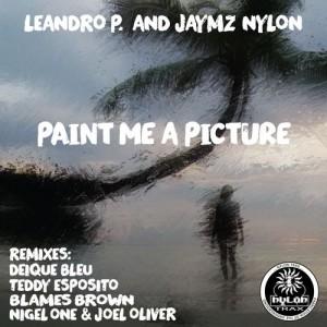 Leandro P. & Jaymz Nylon - Paint Me A Picture [Nylon Trax]