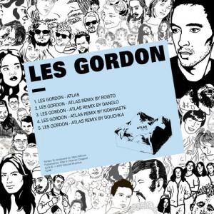 Les Gordon - Kitsune- Atlas Remix - EP [Kitsune]