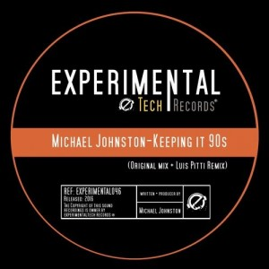 Michael Johnston - Keeping It 90s [ExperimentalBass Records]