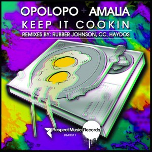 Opolopo + Amalia - Keep It Cookin' [Respect Music Records]