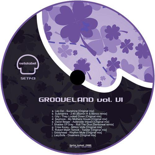 Various Good Groove Vol. 16