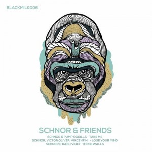 Various Artists - Schnor & Friends [BlackMilk Records]