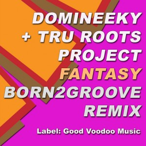 Domineeky & Tru Roots Project - Fantasy (Born2Groove Remix) [Good Voodoo Music]
