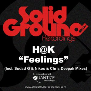H@K - Feelings [Solid Ground Recordings]