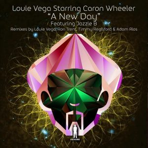 Louie Vega Starring Caron Wheeler - A New Day [Vega Records]