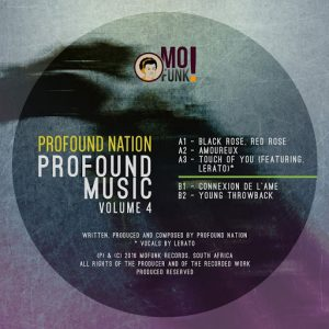 Profound Nation - Profound Music, Vol.4 [Mofunk Records]