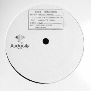 Underdeep Inc. & Loris Conte - Audacity Test Pressing #3 [Audacity Music]