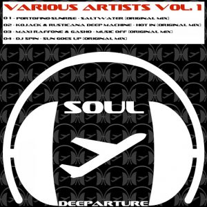 Various Artists - Various Artists, Vol.1 [Soul Deeparture Records]