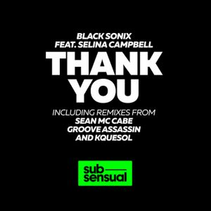 Black Sonix - Thank You [SubSensual]