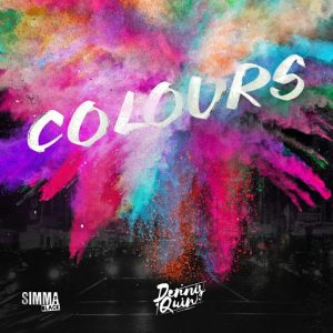 Dennis Quin - Colours LP [Simma Black]