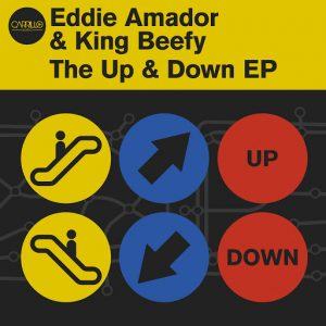 Eddie Amador, King Beefy - The Up & Down - EP [Carrillo Music LLC]