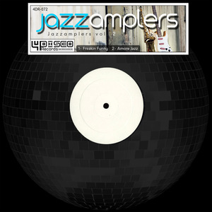 Jazzamplers - Jazzamplers Vol 2 [4Disco Records]