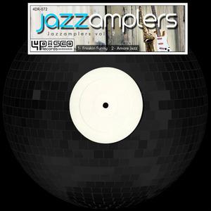 Jazzamplers - Jazzamplers Vol 2 [4Disco Records]