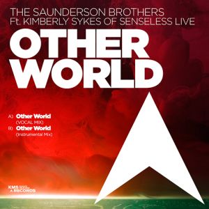 The Saunderson Brothers feat. Kim Sykes of Senseless Live - Other World [KMS Records]