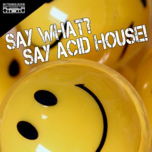 Essential music various artists say what say acid for Acid house records