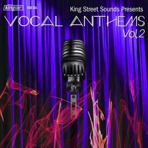 Various - King Street Sounds Presents Vocal Anthems, Vol. 2 [King Street Sounds]