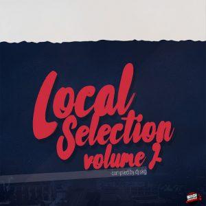 DJ SKG - Local Selection, Vol. 2 (Compiled by Dj SKG) [WitDJ Productions PTY LTD]