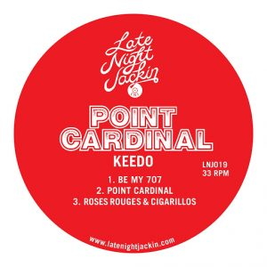 Keedo - Point Cardinal [Late Night Jackin]