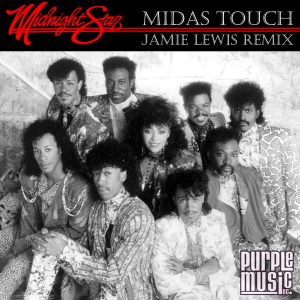 Midnight Star - Midas Touch [Purple Music]