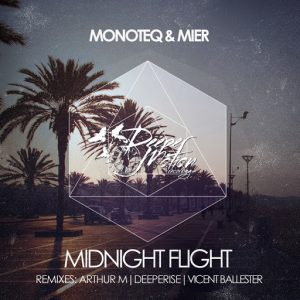 Monoteq & Mier - Midnight Flight [Deeper Motion Recordings]