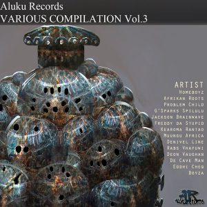 Various - A Compilation Of Rough Cuts Vol. 1